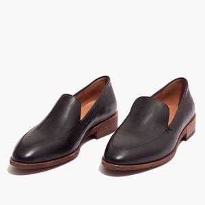 Madewell Frances Loafer Black size 9